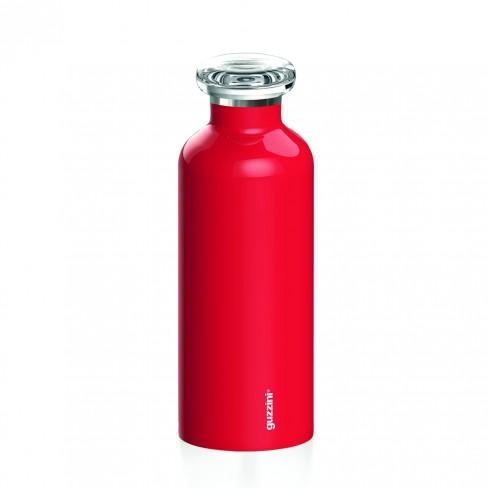 Термо бутилка 500мл On The Go червена