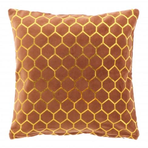 Възглавница 45х45см Ebba оранж