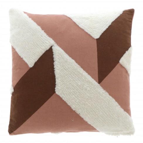 Възглавница 45х45см Axell розова