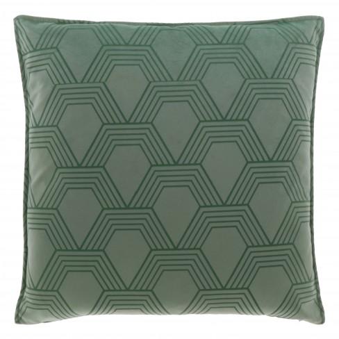 Възглавница 45х45см Arvid зелена