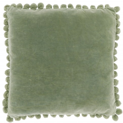 Възглавница 45х45см Meja зелена