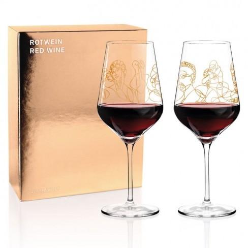 Кт/2 чаши за червено вино 580мл Burkhart Neie 20