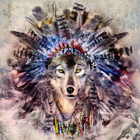 Салфетки 20бр Magic Wolf