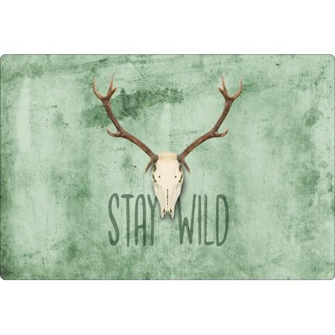 Подложка за хранене 30х40см Stay Wild