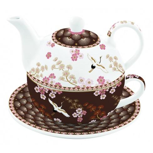 Кт за чай Tea For One Atmosphere Oriental