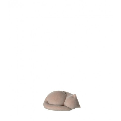 Декоративна фигура котка 11см Tulipano беж