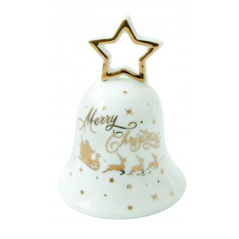 Декоративна фигура камбанка Christmas Delight