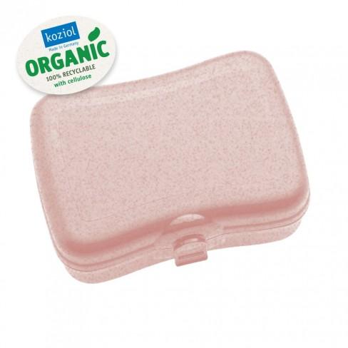 Кутия за обяд Basic Organic розова