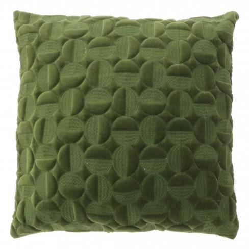 Възглавница 45х45см Soof зелена