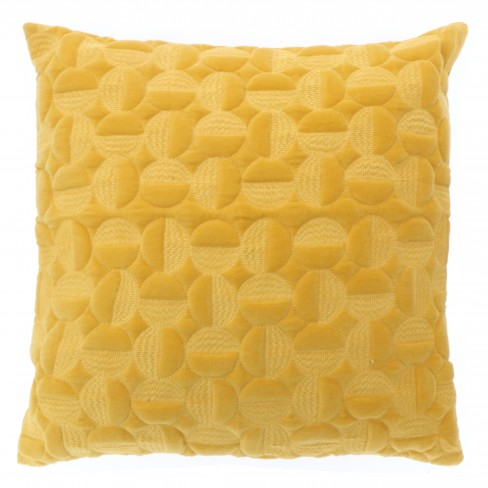 Възглавница 45х45см Soof жълта