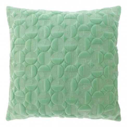 Възглавница 45х45см Soof светло зелена