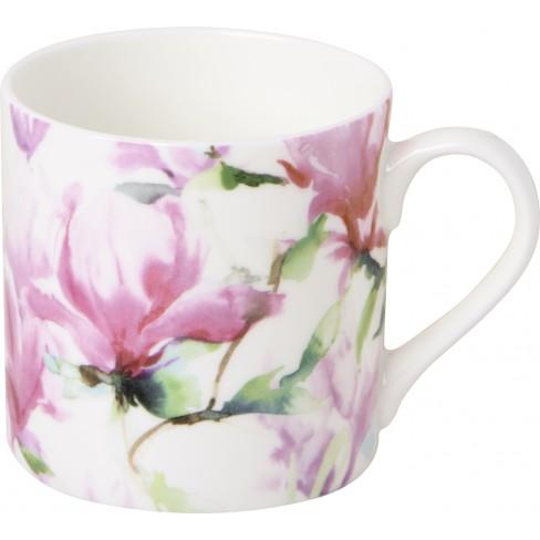 Чаша Mug 375мл Magnolia Poesie бяла