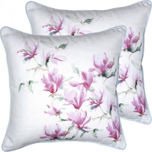 Възглавница 40х40см Magnolia Poesie бяла