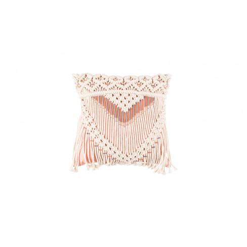 Възглавница 40х40см Saar розова