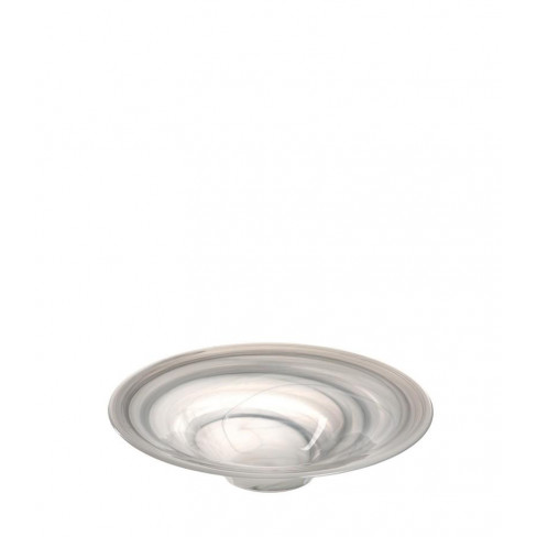 Декоративна купа 26см Alabastro беж