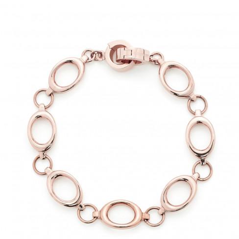 Гривна Puro Darlins цвят розово злато