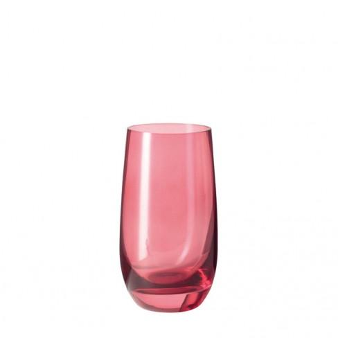 Чаша за безалкохолно Sora 390 мл червена