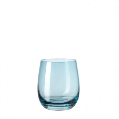 Чаша за уиски Sora 360 мл синя