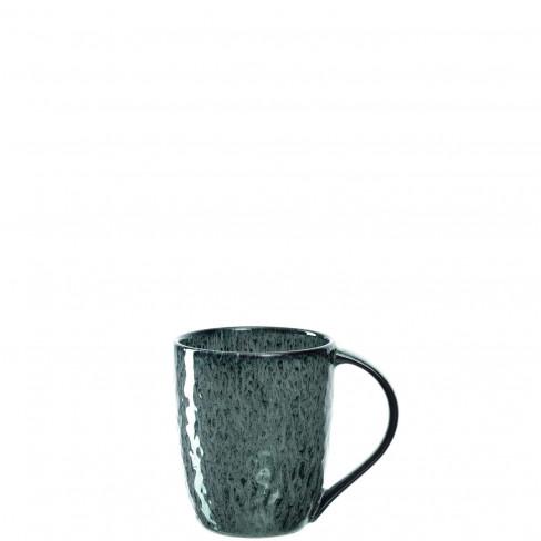 Чаша Mug 430мл Matera сива