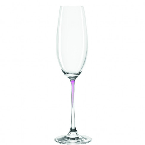 К-т/2 чаши за шампанско La Perla Viola