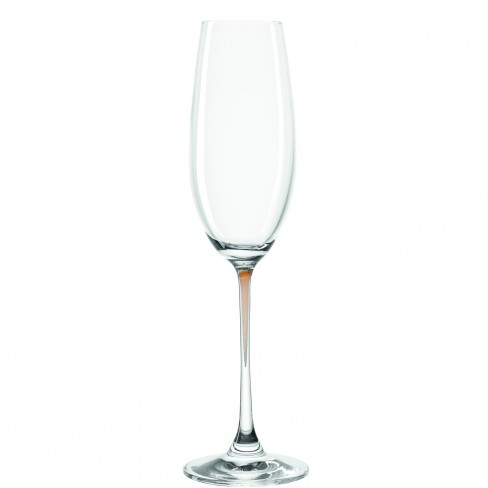 К-т/2 чаши за шампанско La Perla Marrone