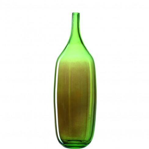 Ваза 46см Lucente зелена