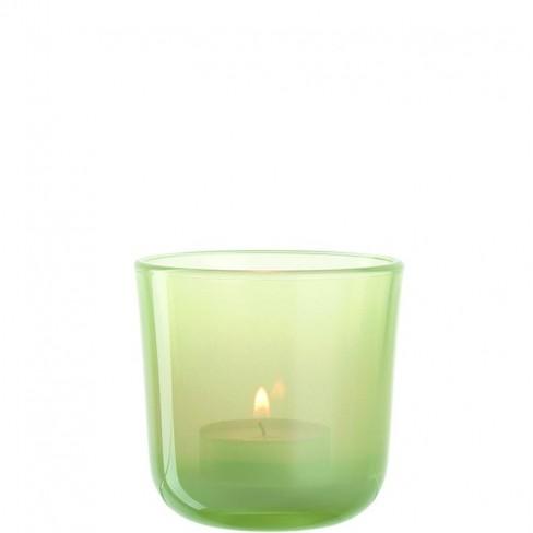 Свещник Primavera Novello 8 см зелен