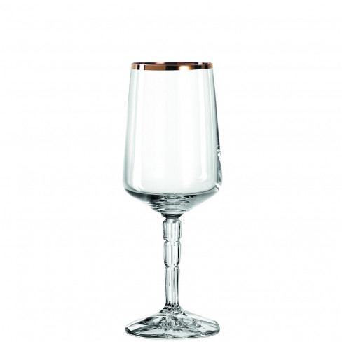 Чаша за бяло вино 290мл Spiritii Gold Edge