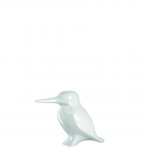 Керамична фигура рибарче 10см Pepe Primavera бяла