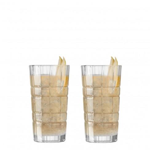 Кт/2 чаши за коктейл 400мл Gin високи