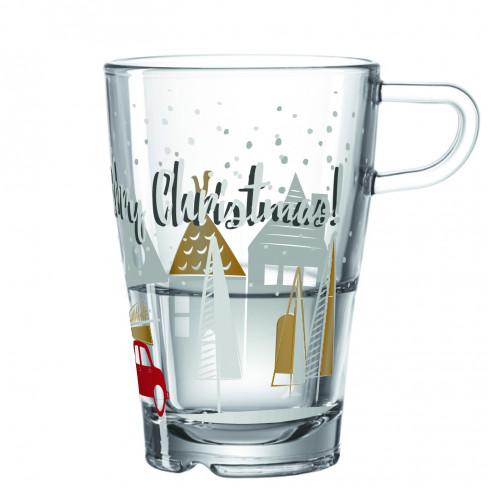 Чаша Mug 0.37л Merry Christmas 0.37л Senso