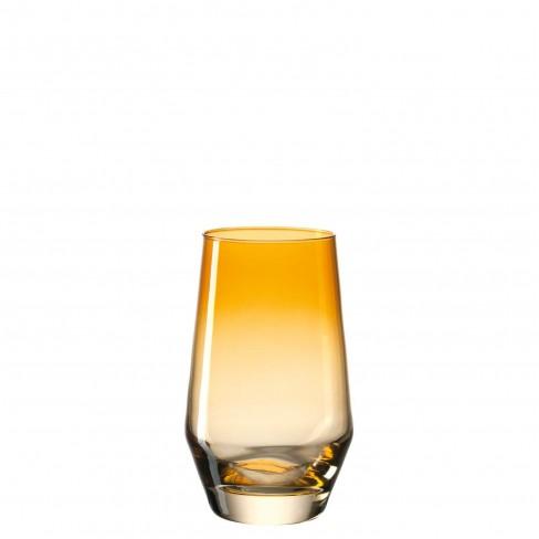Чаша за безалкохолно 365мл Puccini кехлибар