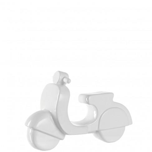 Керамична фигура мотопед 12 см Firenze