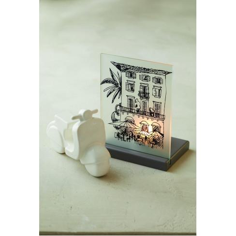 Свещник за чаена свещ 16 см Firenze