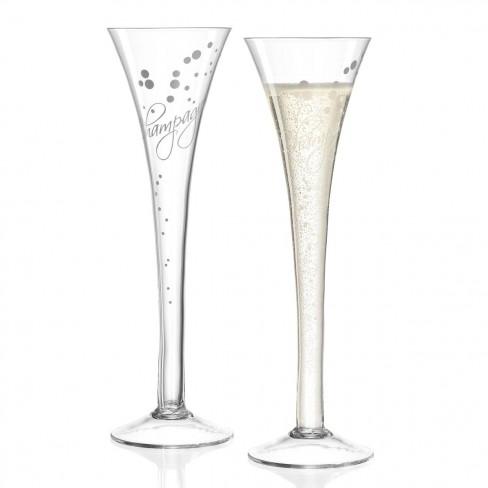 Кт/ 2 чаши за шампанско 200 Mл Limito