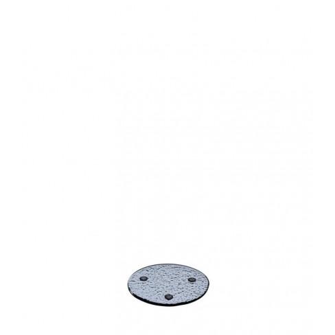 Кт/4 подложки за чаша 10см Burano сиви
