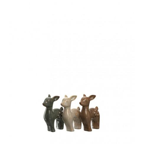 Декоративна фигура елен 9см Foresta три вида