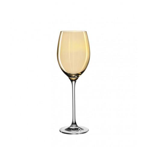Чаша за вино 400мл Lucente оранж