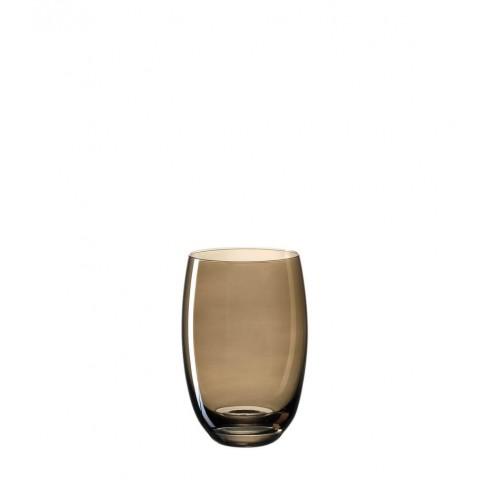Чаша за безалкохолно 460мл Lucente кафява