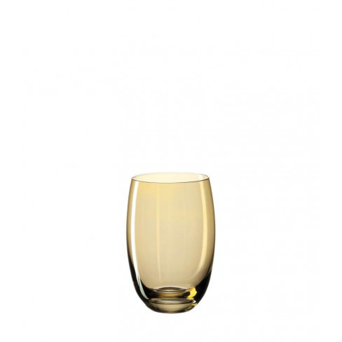 Чаша за безалкохолно 460мл Lucente оранж