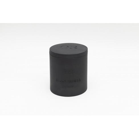 Ароматна свещ Black Vanilla Capsule