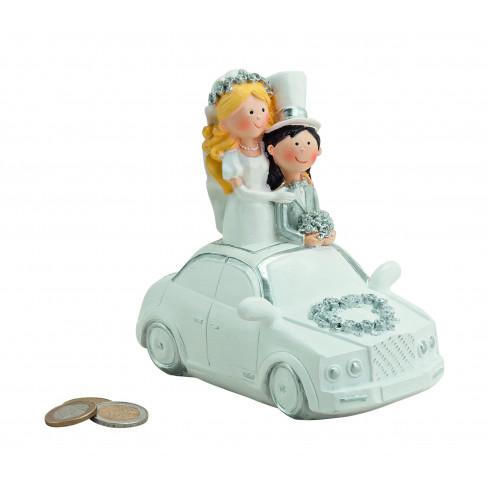 Касичка младоженци