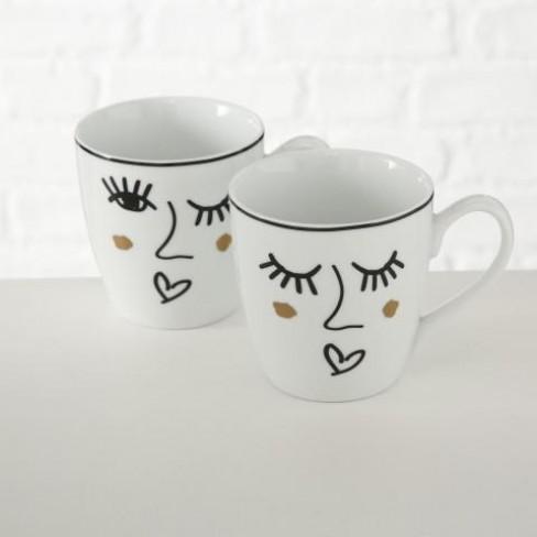 Чаша Mug 480мл Glamy два декора