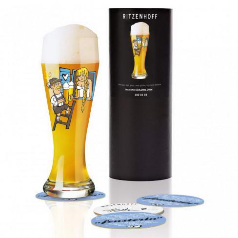 Чаша за бира 500 мл Martina Schlenke 16