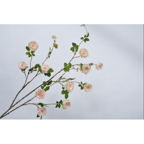 Клонка цъфнали рози 150см розовa