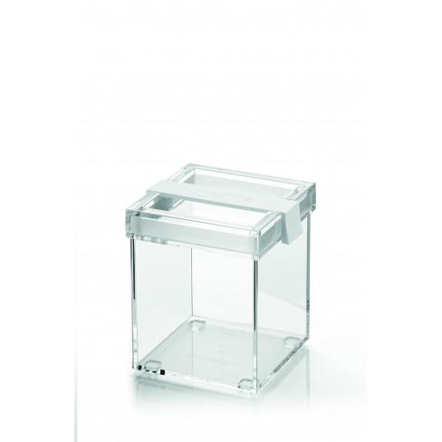 Буркан за съхранение 770 Ml Click&fresh бял