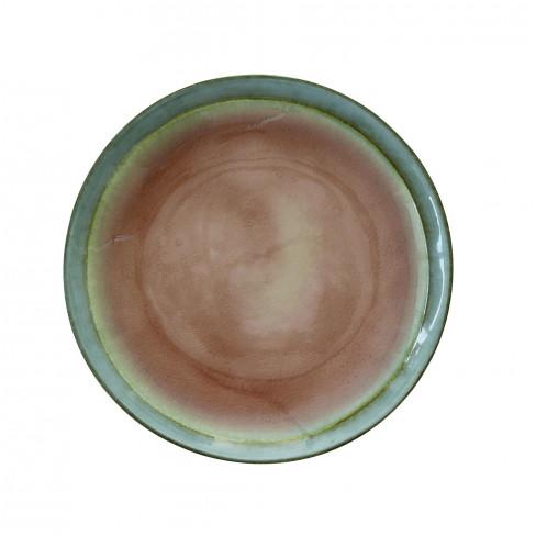 Десертна чиния 20 см Origin розова