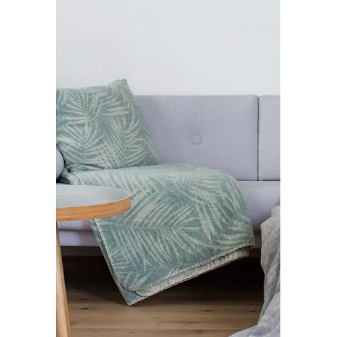 Одеяло Bamboo Jungle светло зелено 150x200см