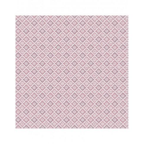 Долен чаршаф 90х200 лила Petit Tile Pip Studio