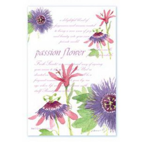 Passion Flower бяло аром.саше 115ml Fresh Scents
